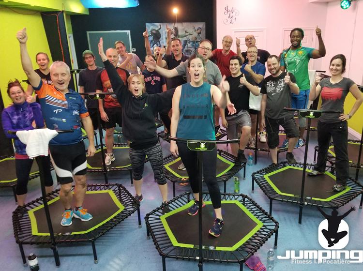 Jumping-Activités-Groupe entreprise